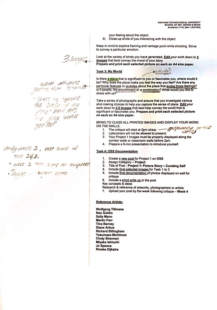 Project 1 u2013 Theron - key features recommendation letter employment