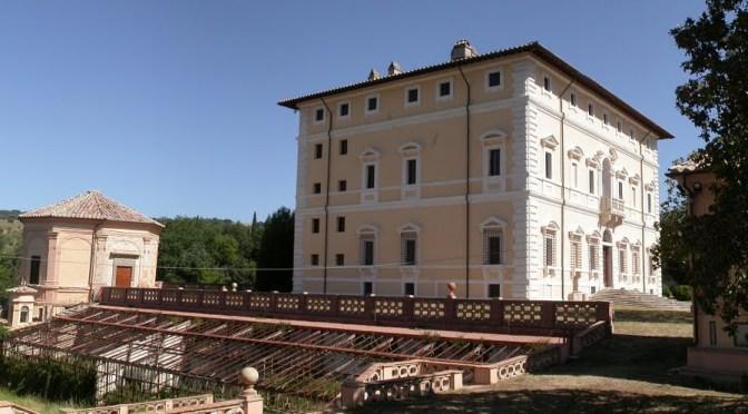 Villa del Colle del Cardinale… Il luogo delle delizie!