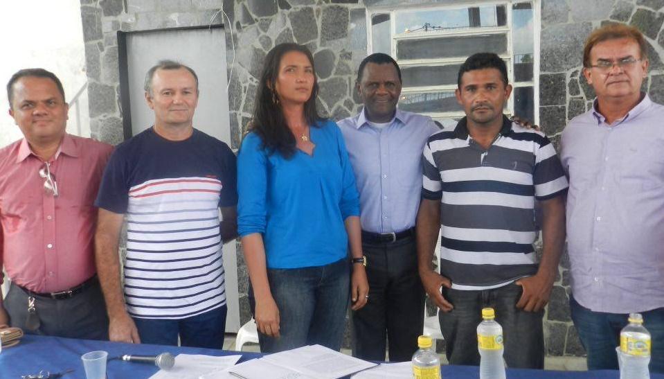 Comissão Provisória toma posse na cidade de Passira-PE