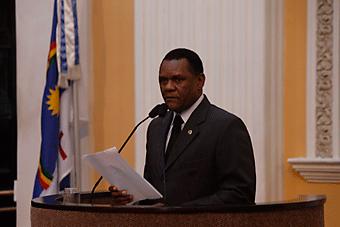 Ossesio apresenta pedido de informação sobre o Plano Pernambuco Quilombola