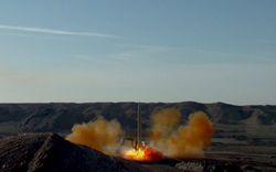 "Irã testa mísseis para ""varrer Israel da Terra"""