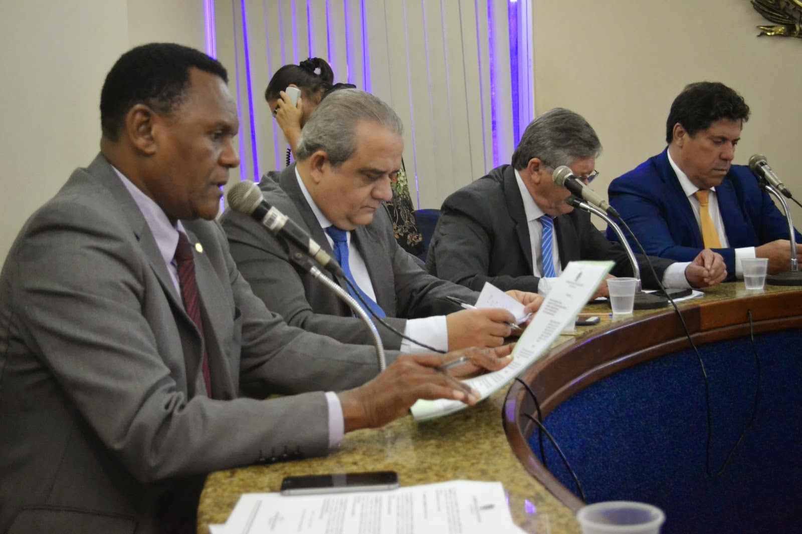 Conselho Tutelar  – Projeto do deputado Ossesio é aprovado na Comissão de Administração