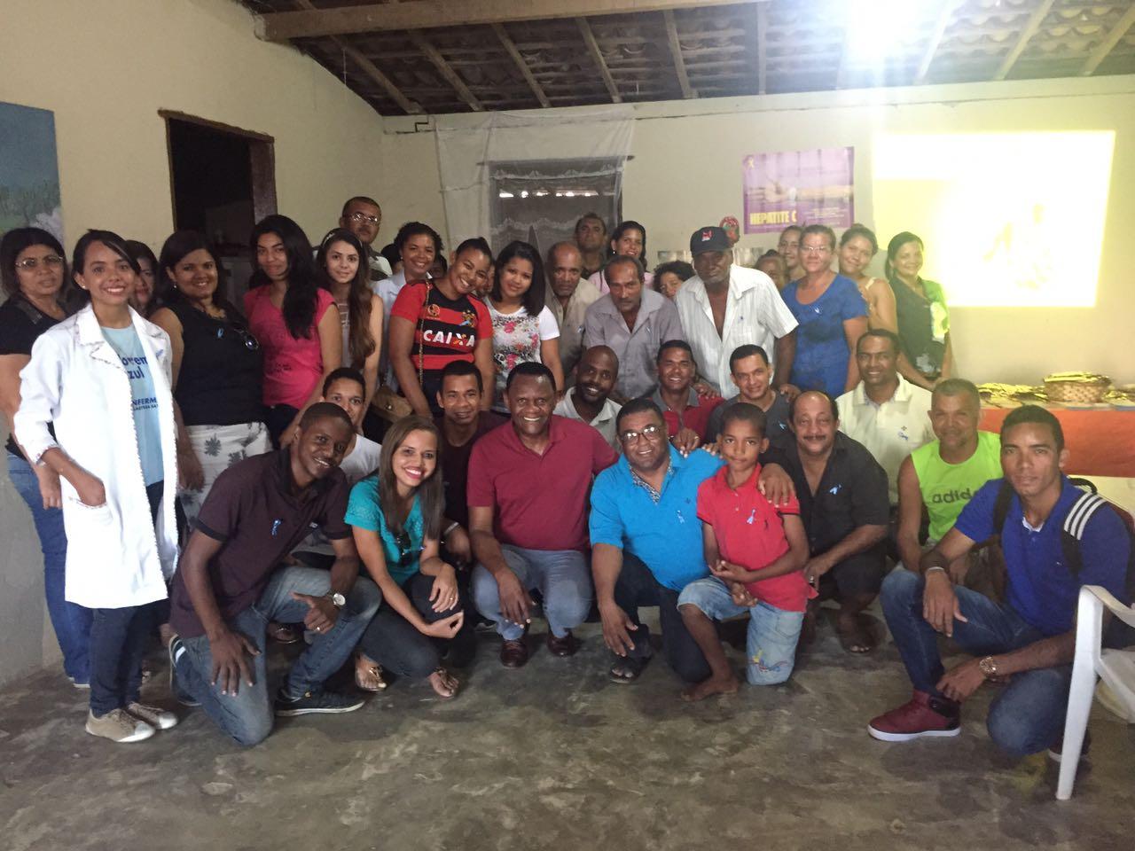 Ossesio prestigia ação social do Novembro Azul no Cabo de Santo Agostinho (PE)