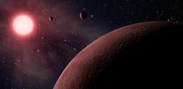 Nasa descobre 10 possíveis planetas com condições de serem habitáveis