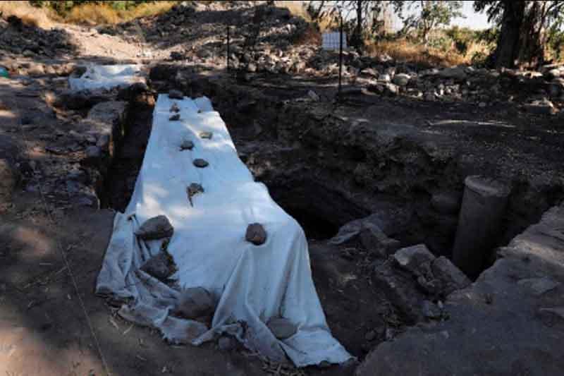 Arqueólogos encontram local onde Jesus multiplicou pães e peixes