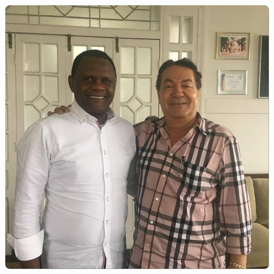 Agreste – Deputado Ossesio se reúne com lideranças de Garanhuns