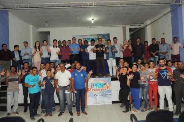 Nova coordenação do PRB Juventude toma posse em Pesqueira