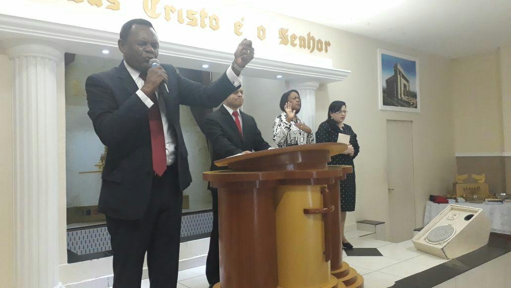 Bispo Ossesio Silva participa de Concentração de Fé em Chã Grande