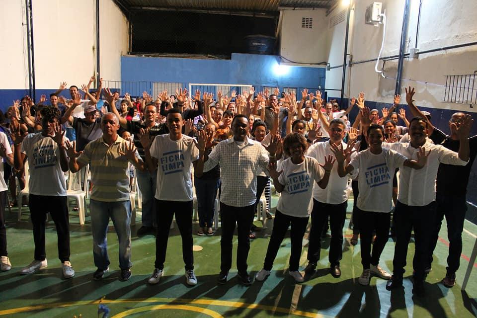 Bispo Ossesio realiza campanha em municípios