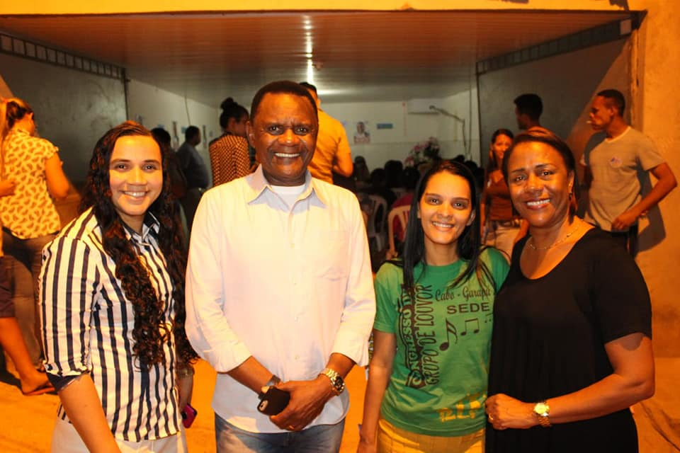 Jaboatão dos Guararapes – Bispo Ossesio se reúne com moradores do Curado