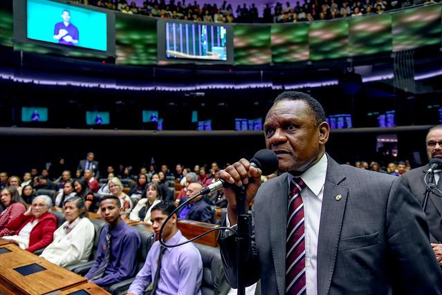 Ossesio Silva apresenta balanço dos primeiros 217 dias na Câmara dos Deputados