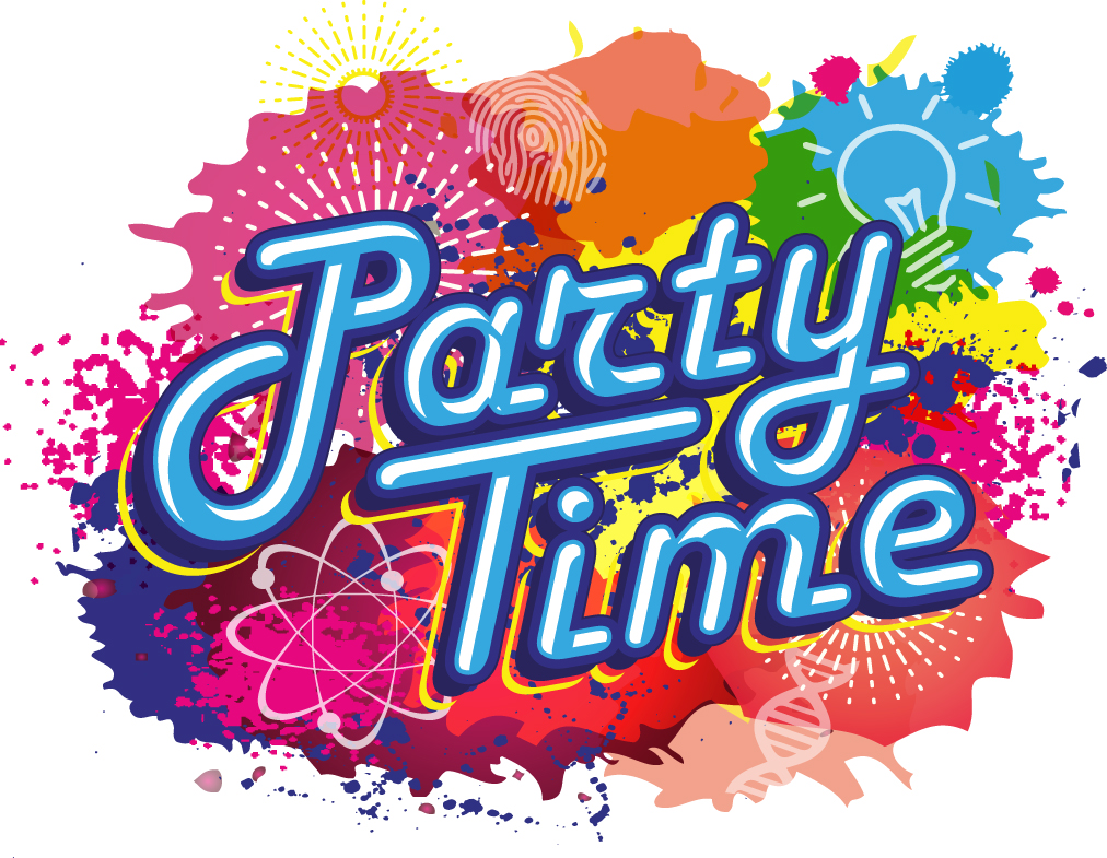 Party Time Party Time Logo Ossining Public Library