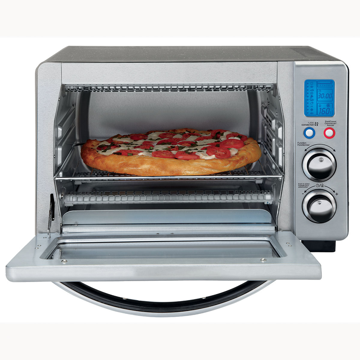 Countertop Roaster Oven Oster 6 Slice Digital Countertop Oven With Convection