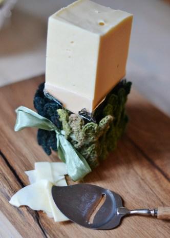 Hækl et ostebånd
