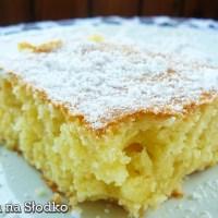 Gâteau au Yaourt - Ekspresowe ciasto jogurtowe