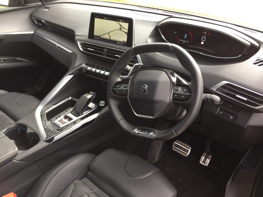 3008 Interieur Peugeot 3008 Estate Lease Peugeot 3008 Finance Deals And