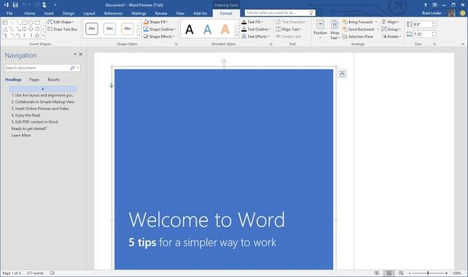 Hassle-Free Ways to Uninstall Microsoft Word 2016 for Mac - microsoft word