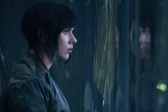 Ghost in the Shell Remake