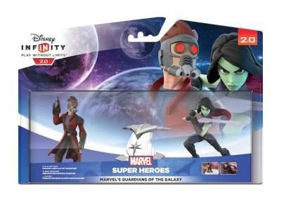 Je ne peux pas manquer le pack avec Gamora <3 !