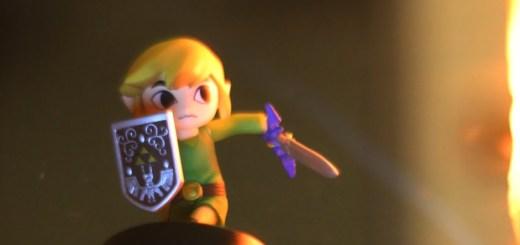 Amiibo Link Cartoon is coming !