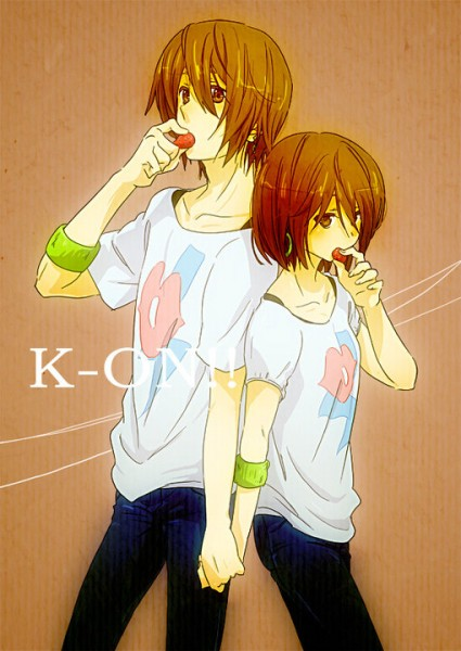 Wallpaper Anime Cute Boy What If K On Was A Male Band Otaku House