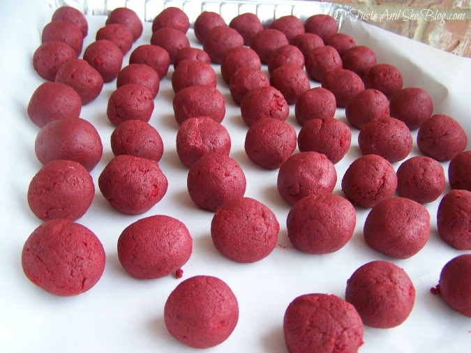 Can You Freeze Red Velvet Cake Balls