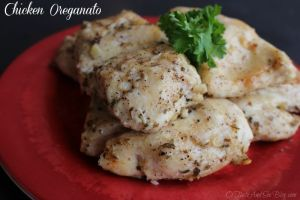 Chicken Oreganato