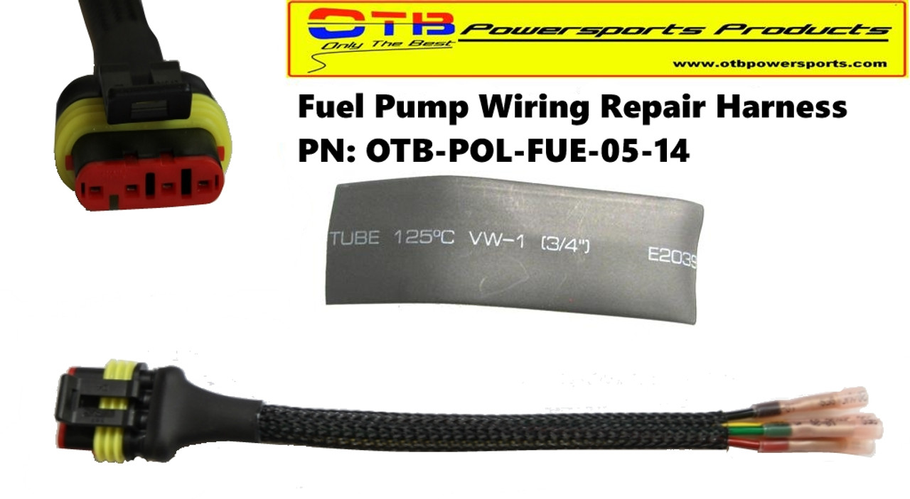 Fuel Pump Wiring Repair Harness OTB Powersports Products