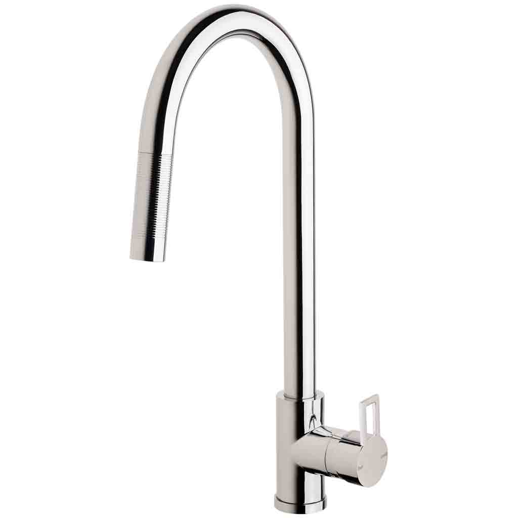 Pull Out Sink Mixer Lexi Q Pull Out Sink Mixer Otc Tiles And Bathroom