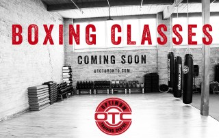 Boxing Classes Ad-CS