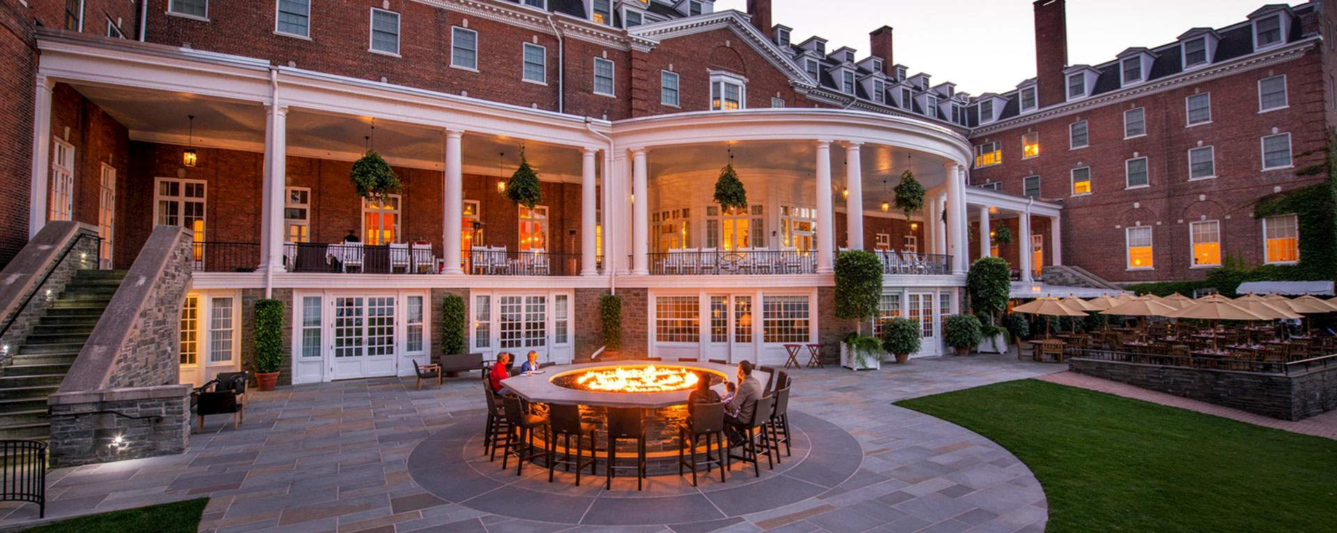 Albergo York Luxury Cooperstown Hotel The Otesaga Resort Hotel