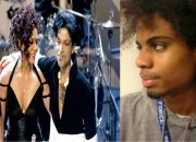 Prince and Sheila and alleged son