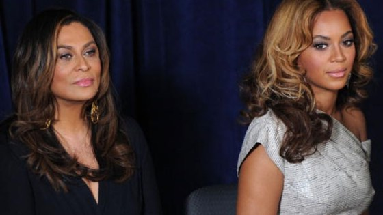 tina knowles beyonce knowles