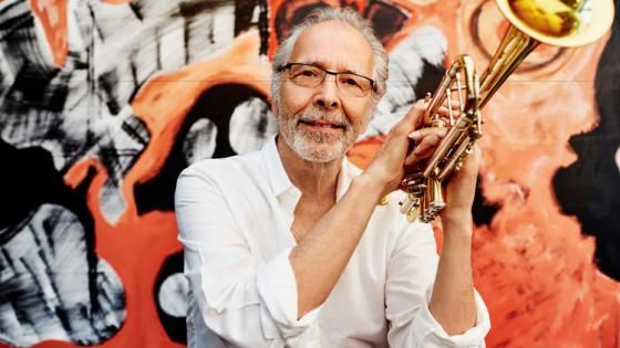 Latin Jazz Pop trumpeteer Herb Alpert