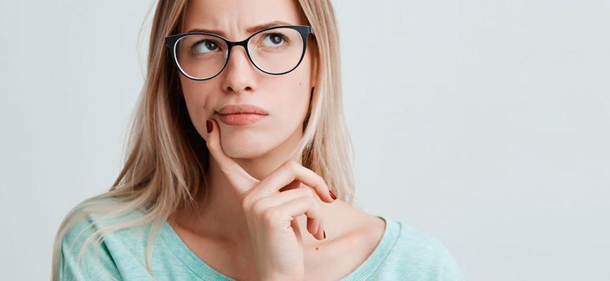 a348cb8f793e0 Por que é errado pegar óculos de grau emprestado  - Óticas Maria José