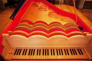 "La ""viola organista"" de Leonardo Da Vinci en el siglo XXI"