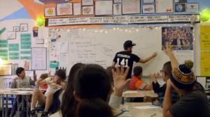 Las matemáticas se aprenden mejor en clases con música