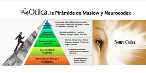 Otilca, la Pirámide de Maslow y Neurocodex