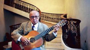 Alirio Díaz, el músico que declaró su amor a la guitarra