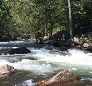 Nantahala Falls