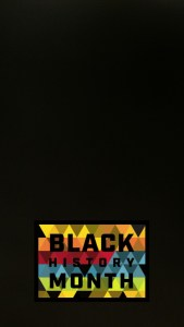 Snapchat Filters - Black History Month Snapchat Filter