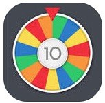 twisty  Wheel game for iphone