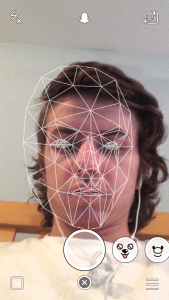How to Use a Snapchat Lens on Two Faces at The Same Time