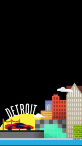 Snapchat Filters - Detroit, Michigan Snapchat Filter
