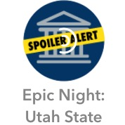 What is The Epic Night Utah State Live Story?