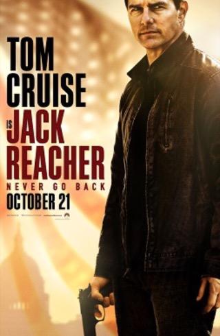 When Will Jack Reacher Never Go Back Be on Netflix? Jack Reacher 2