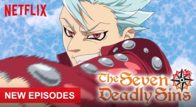 When Will The Seven Deadly Sins Season 3 Be on Netflix? Netflix Release Date?