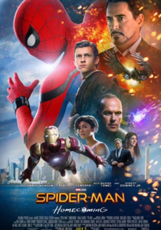When Will Spider-Man: Homecoming Be on Netflix? Netflix Release Date?