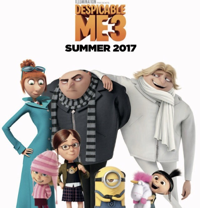 When Will 'Despicable Me 3' Be Available on Netflix?