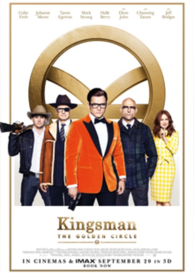 When Will Kingsman: The Golden Circle Be Available to Stream on Netflix?